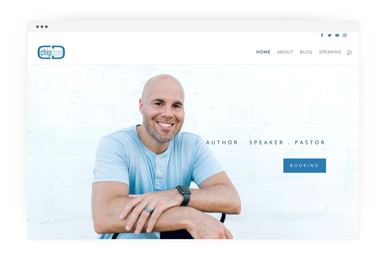 Chip_Dean_custom_brand_logo_and_wordpress_website_design_by_franklin_lane_creative_portfolio_4