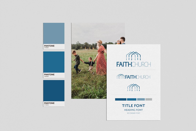 Faith_Church_custom_brand_logo_design_by_franklin_lane_creative_portfolio2