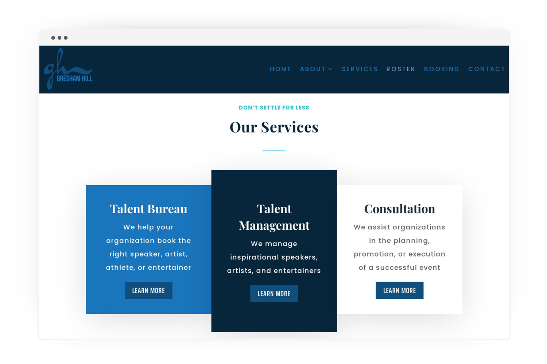 Gresham_Hill_Management_custom_brand_logo_and_wordpress_website_design_by_franklin_lane_creative_portfolio_8