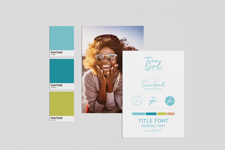 Pen_Florida_Girls_Ministries_custom_brand_logo_and_wordpress_website_design_by_franklin_lane_creative_portfolio1