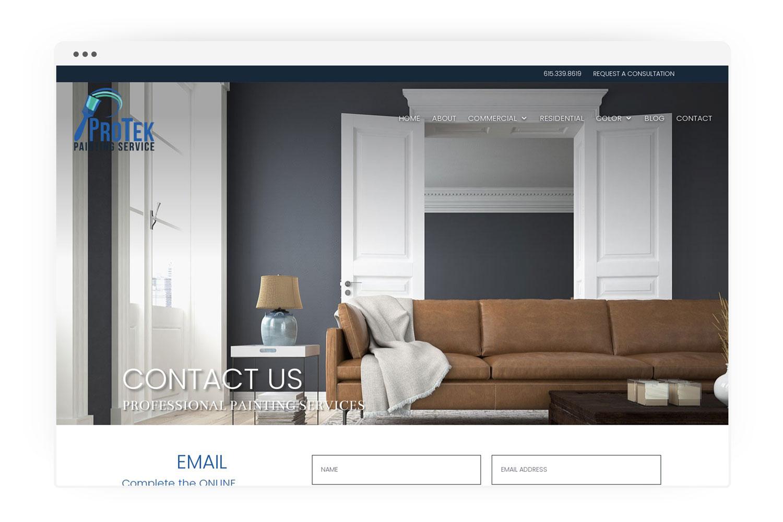 ProTek_TN_small_business_custom_brand_logo_and_wordpress_website_design_by_franklin_lane_creative_portfolio_7